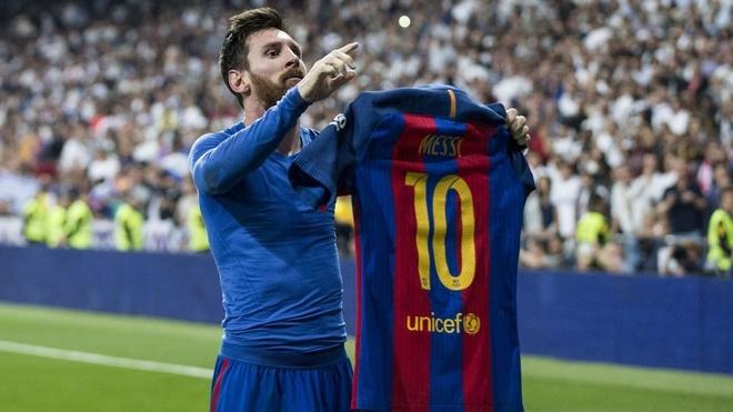 10 ban thang dep cua Messi vao luoi cac doi bong lon hinh anh