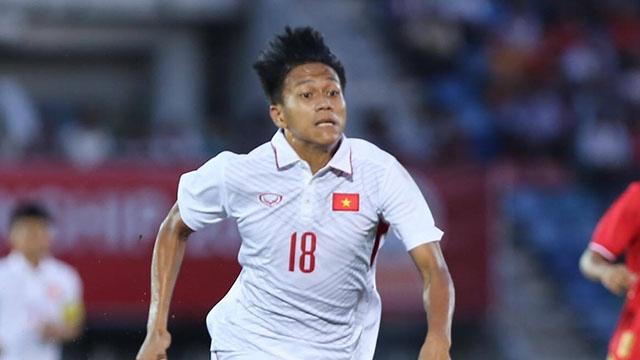 Highlights U18 Viet Nam 1-2 U18 Myanmar hinh anh
