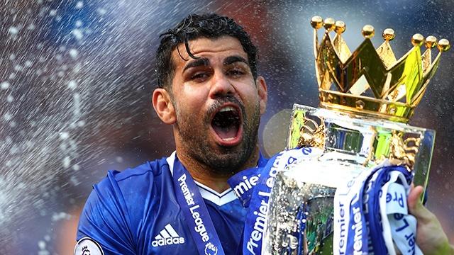Nhung khoanh khac dang nho cua Diego Costa o Chelsea hinh anh