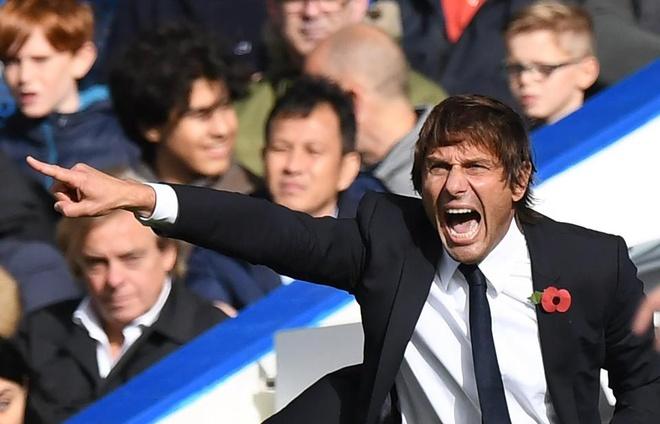 HLV Conte noi ve chien thang hu via cua Chelsea truoc Watford hinh anh