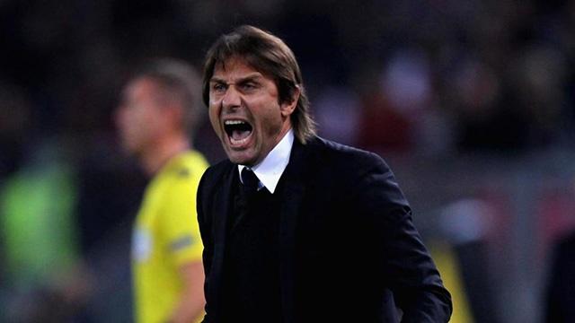 HLV Conte noi ve that bai muoi mat 0-3 truoc AS Roma hinh anh