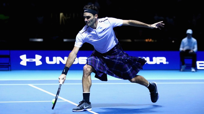 Federer va Murray noi ve tran dau tu thien hinh anh