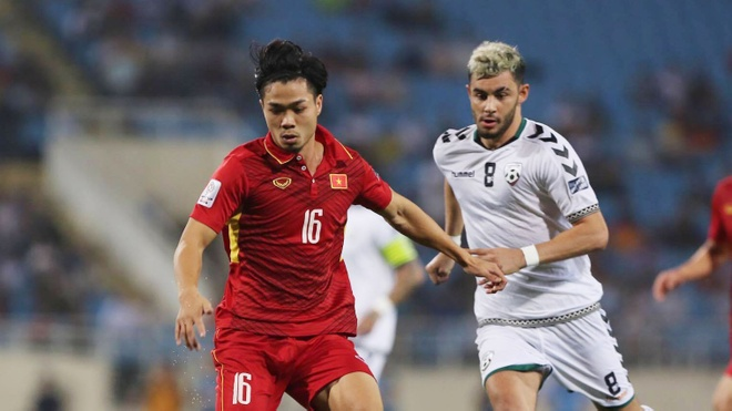 Highlights Viet Nam 0-0 Afghanistan hinh anh