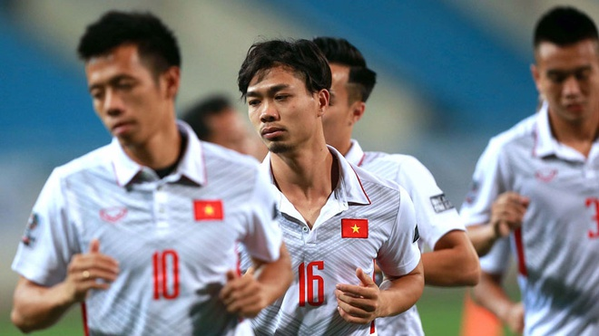 Truc tiep vong loai Asian Cup 2019: Viet Nam vs Afghanistan hinh anh