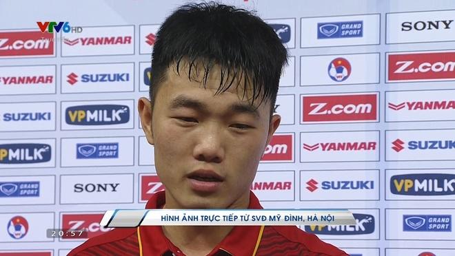 Xuan Truong: 'DTVN phong ngu rat tot' hinh anh