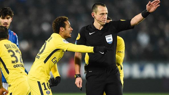Highlights that bai dau tien cua Neymar va dong doi hinh anh