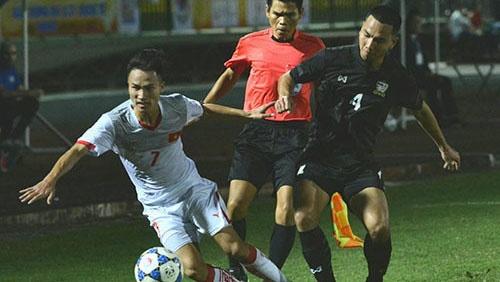 Ban thang giup U21 Thai Lan danh bai U21 Viet Nam hinh anh