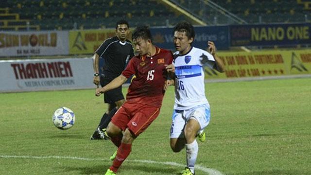 Highlights U19 Viet Nam 1-3 U21 Yokohama hinh anh