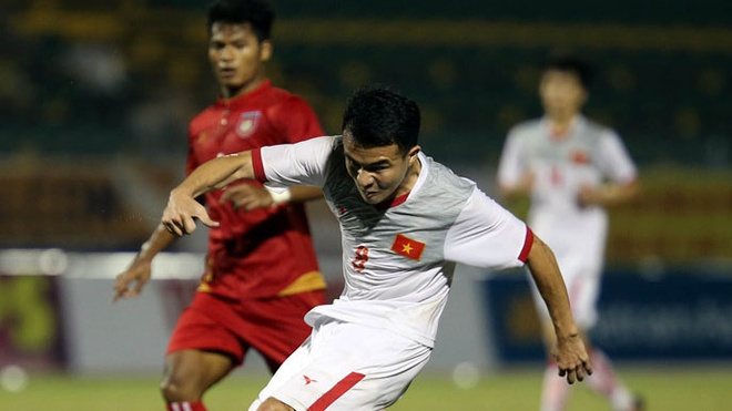 Highlights U21 Viet Nam 2-0 U21 Myanmar hinh anh