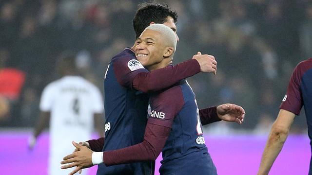Highlights PSG 3-1 Caen hinh anh