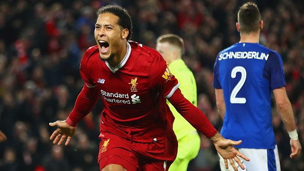 Highlights Liverpool 2-1 Everton hinh anh