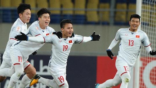 Ban thang cua Quang Hai vao top 5 pha lap cong o vong bang U23 chau A hinh anh