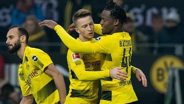Highlights Dortmund 2-0 Hamburger SV hinh anh