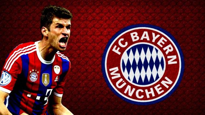 Thomas Mueller da thanh huyen thoai cua Bayern nhu nao? hinh anh