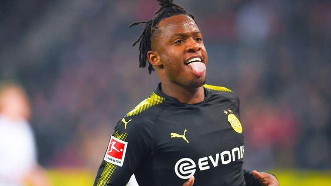 Michy Batshuayi: 'Than tuong Ro Beo, ngai nhat doi dau David Luiz' hinh anh