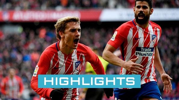 Atletico Madrid 3-0 Celta Vigo: Griezmann toa sang hinh anh