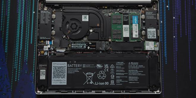 Chiếc laptop có thể thay thế linh kiện như máy bàn - Ảnh 4.