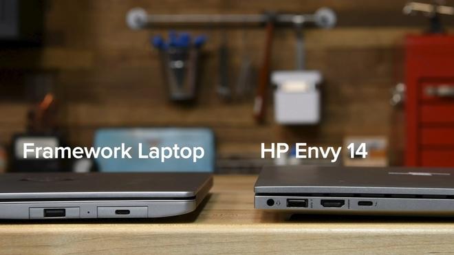 Chiếc laptop có thể thay thế linh kiện như máy bàn - Ảnh 8.