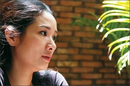 NSUT Thanh Thanh Hien: Gia vo yeu la chet! hinh anh 1