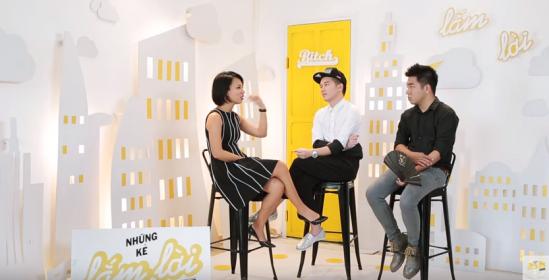Tranh cai ve talk show benh Ha Ho - dai gia cua Thuy Minh hinh anh