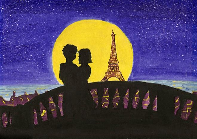 Stasa Mirkovic Grujic - Clair de Lune (Claude Debussy) hinh anh