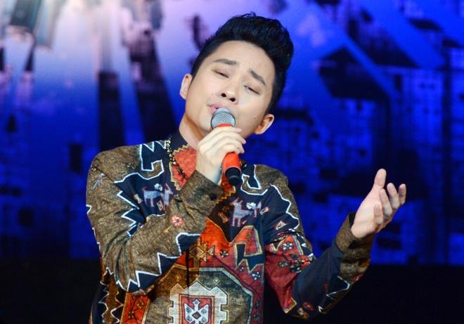 Tung Duong hat ca khuc moi tang con trai dau long hinh anh