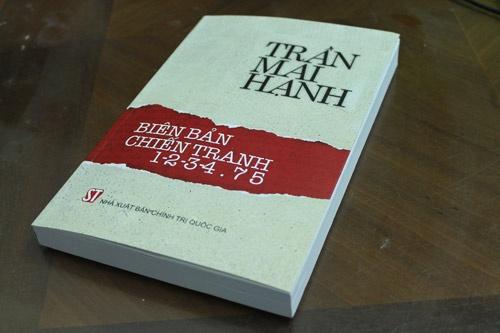 Nha van Tran Mai Hanh nhan giai thuong van hoc ASEAN hinh anh 1