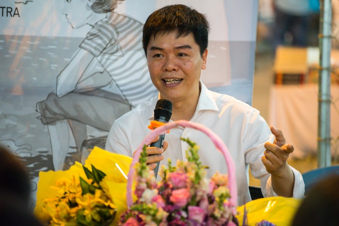 'Nguoi tre hom nay can su trao doi truc dien hon' hinh anh 1