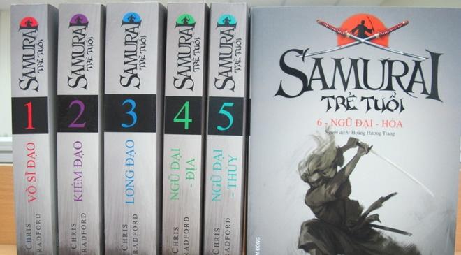 'Samurai tre tuoi': Hanh trinh kham pha va truong thanh hinh anh