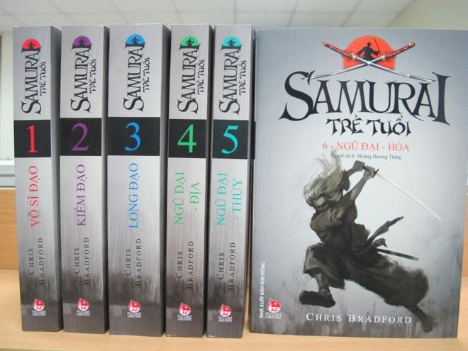 'Samurai tre tuoi': Hanh trinh kham pha va truong thanh hinh anh 1