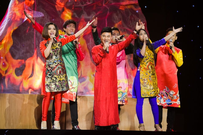 Trung Quang dang quang quan quan Than tuong bolero hinh anh 18