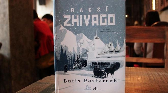 'Bac si Zhivago' va bi kich tuyet dep ve tinh yeu hinh anh