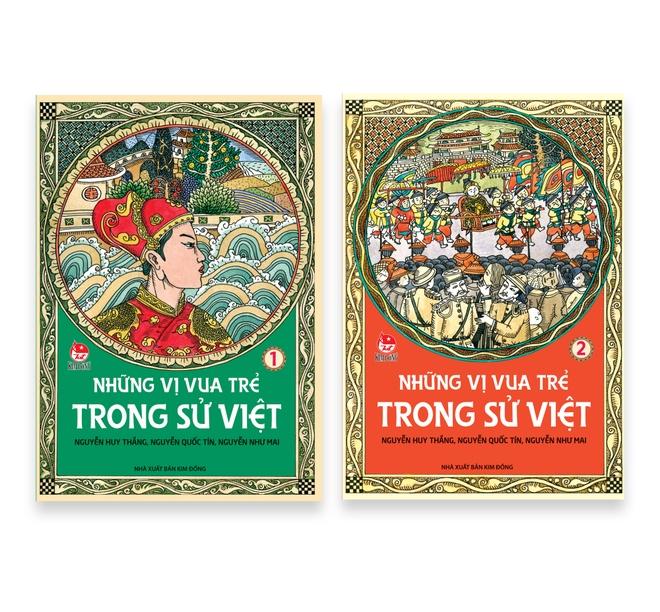 Nhung vi vua tre trong su Viet hinh anh 1