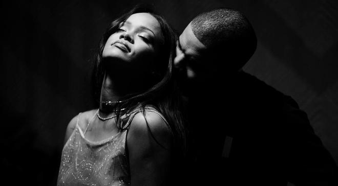Drake va tinh yeu voi Rihanna tu nam 22 tuoi hinh anh