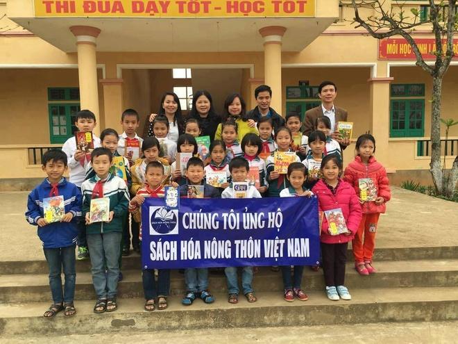 UNESCO vinh danh chuong trinh Sach hoa nong thon Viet Nam hinh anh 1
