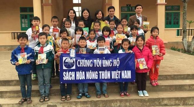 UNESCO vinh danh chuong trinh Sach hoa nong thon Viet Nam hinh anh