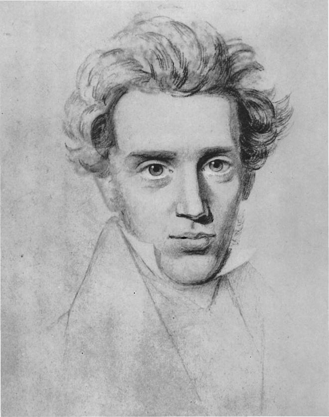 Nhat ky ke mi tinh cua Soren Kierkegaard hinh anh 2