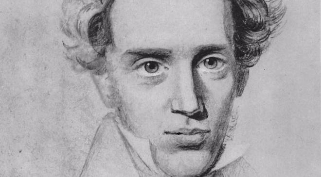 Nhat ky ke mi tinh cua Soren Kierkegaard hinh anh