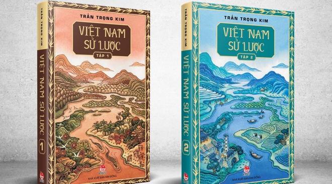 'Viet Nam su luoc' hay thai do cua tri thuc voi tri thuc hinh anh