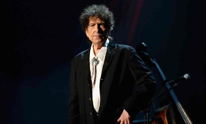 Bob Dylan giu thai do im lang voi giai Nobel Van hoc hinh anh 1