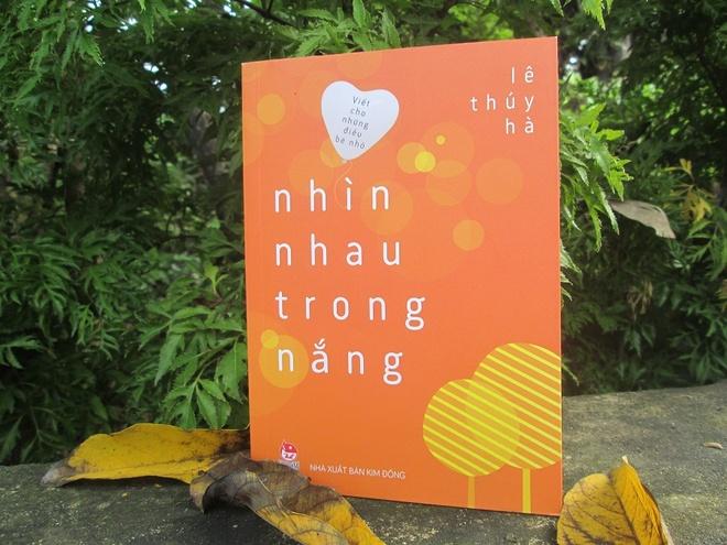 Le Thuy Ha: Thiet ke tinh yeu tu nhung dieu be nho hinh anh 3