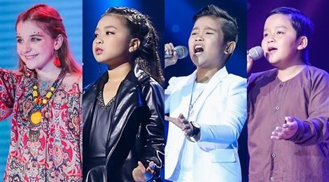 Xem truc tiep dem cong bo ket qua The Voice Kids 2016 hinh anh