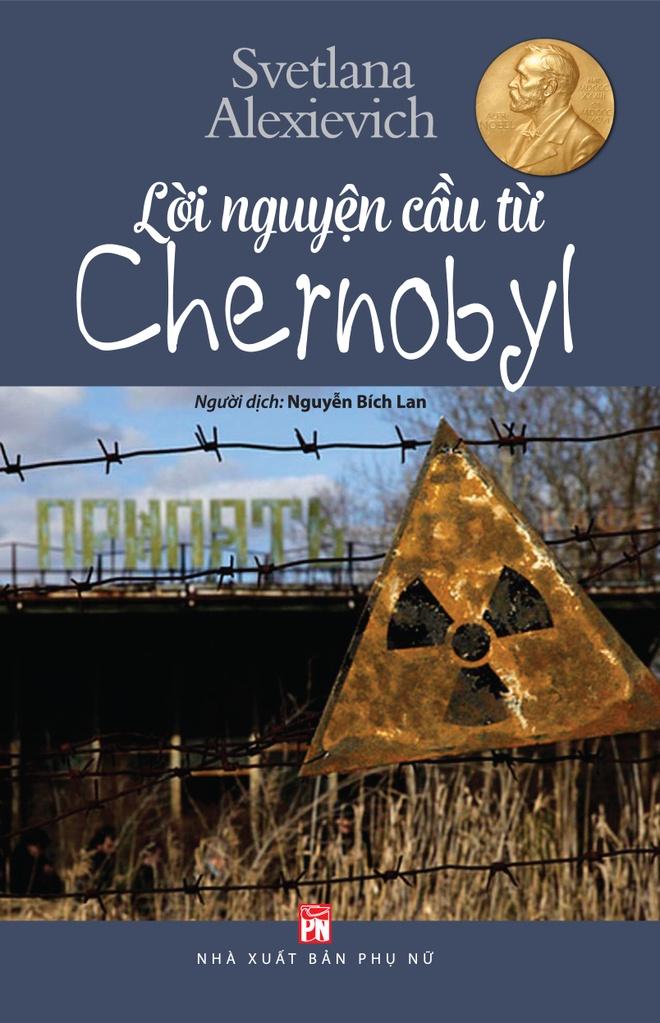 Ra mat tac pham phi hu cau ve Chernobyl cua tac gia Nobel hinh anh 1