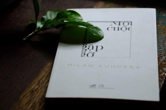 Tro chuyen cung Milan Kundera trong 'Mot cuoc gap go' hinh anh 1