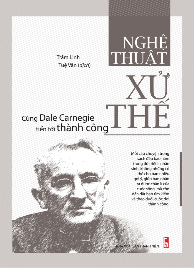 nghe thuat xu the cua Dale Carnegie anh 1