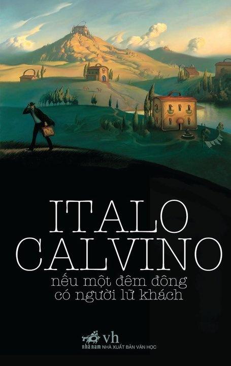 'Tro choi' cua Italo Calvino trong tieu thuyet hinh anh 1
