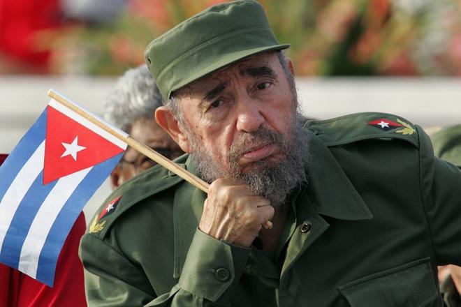 Fidel Castro - Dua vao nghich ly va mau thuan de vuon len hinh anh