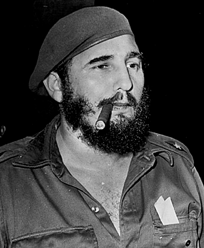sach ve Fidel Castro anh 3