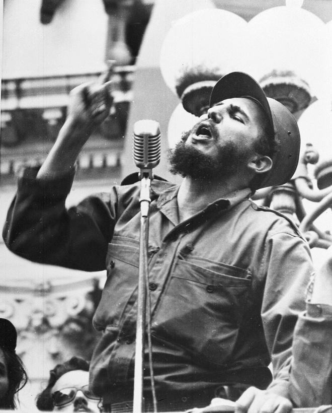 Truyen hinh: Bi quyet cua nha hung bien Fidel Castro hinh anh 2