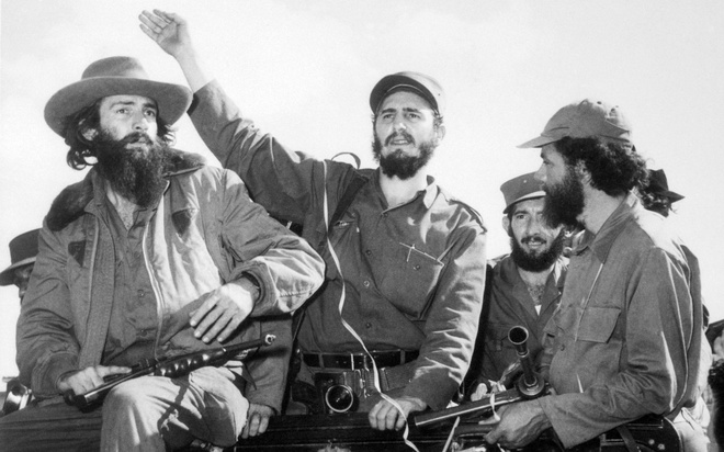 sach ve Fidel Castro anh 2